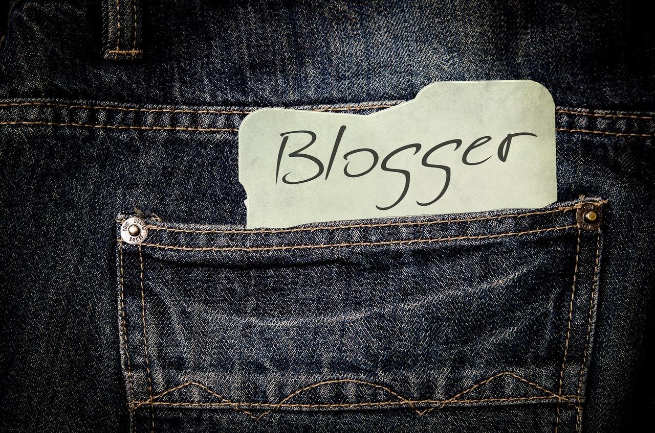 När jag bloggar om mitt vardagsliv